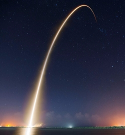 NASA Rocket Launch